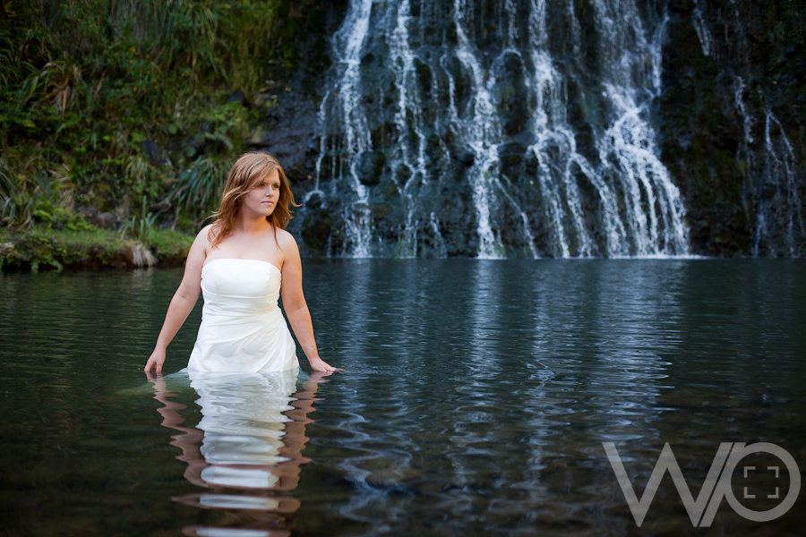 Trash the Dress Karekare